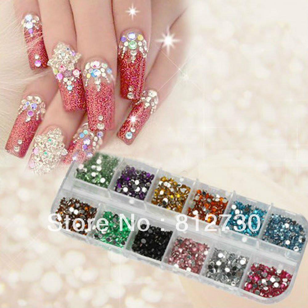 Rhinestones & Studs Archives - Glamorous Nail Supplies