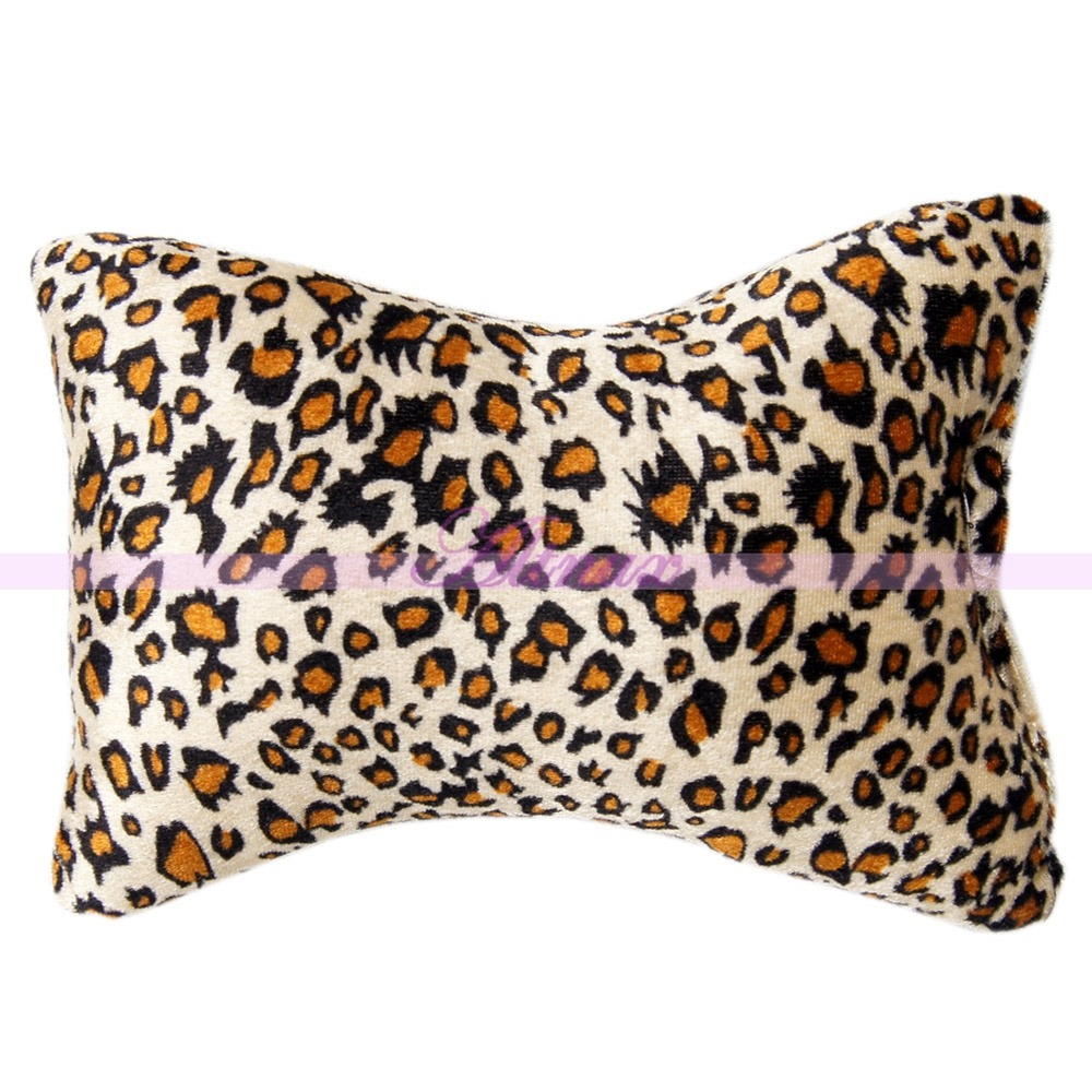 lc chalk with pillow natural schumacher pillows leopard welting by in lynn iconic custom shown colors self print comes fuchsia x