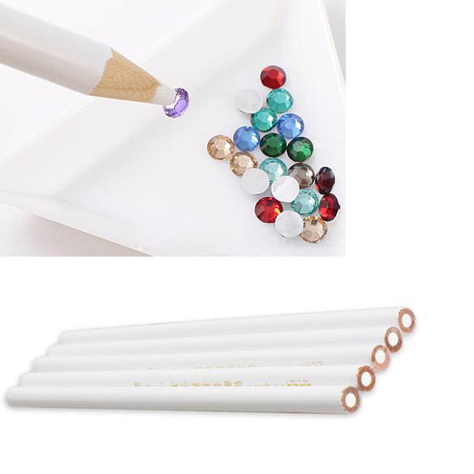 Pencil Rhinestones Gems Picker Glamorous Nail Supplies